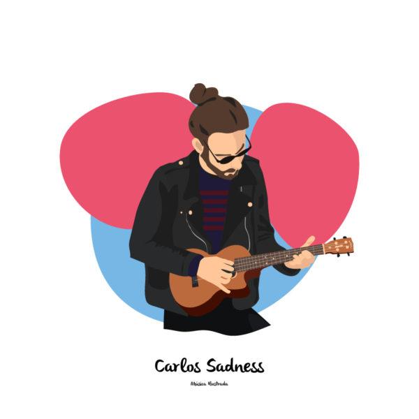 Carlos-Sadness-Musica-Ilustrada