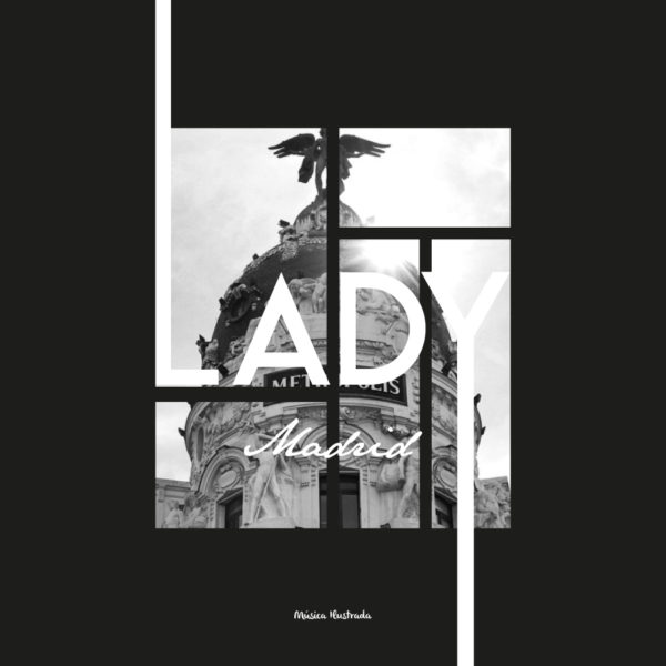 Lamina-Lady-Musica-Ilustrada
