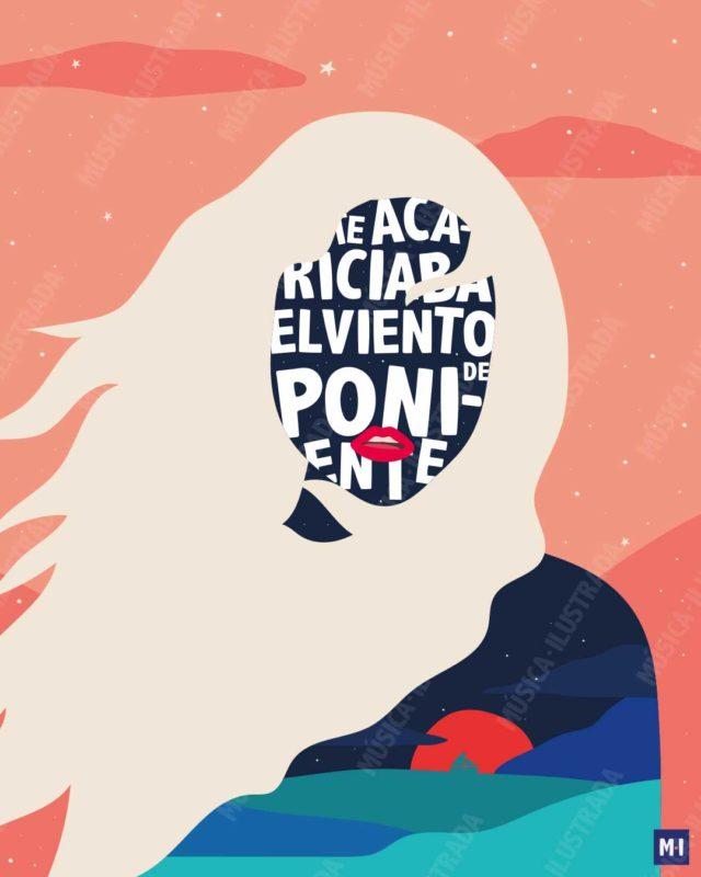 Ilustración Poniente Salitre Música Ilustrada