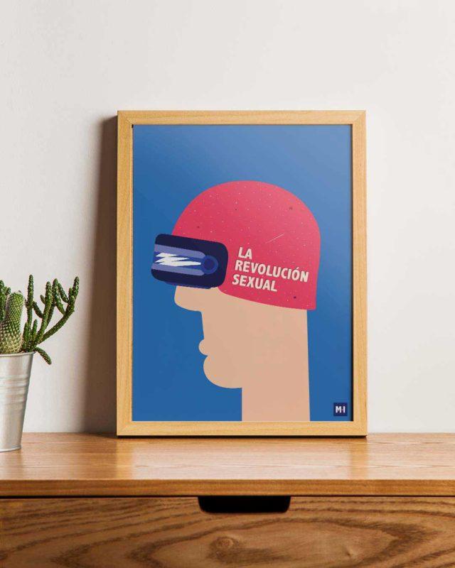 ilustración future revolución sexual música ilustrada